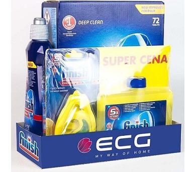 ECG FINISH EDF starter pack + DOPRAVA ZDARMA