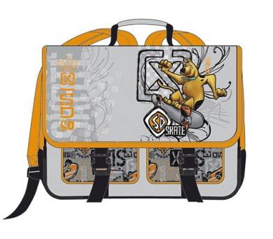 """Školní taška """"Scooby Doo"""" se dvěma kapsami + DOPRAVA ZDARMA"""