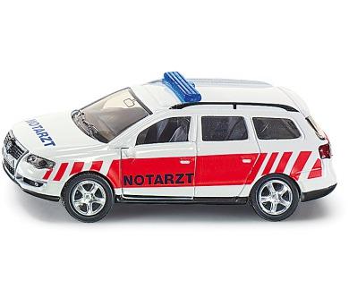 SIKU Blister - Vozidlo lékaře záchr. služby