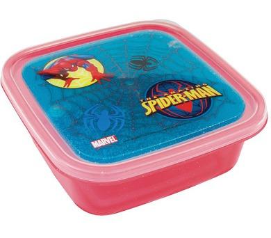 """Krabice s víkem gelová """"Spiderman"""" LICENCE"""