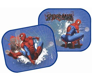 """Stínítka do auta """"Spiderman"""" (pár) LICENCE"""