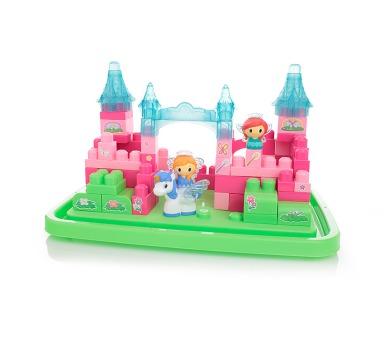 Mega - Princess - Stavebnice hrad + DOPRAVA ZDARMA