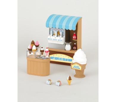 Obchod s točenou zmrzlinou Sylvanian family