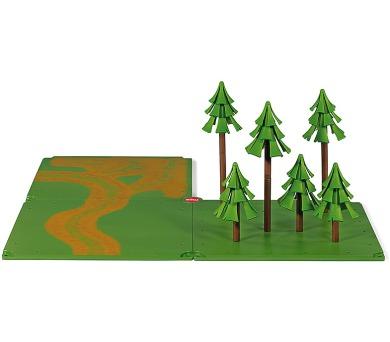 SIKU World - příslušenství polní a lesní cesty + DOPRAVA ZDARMA