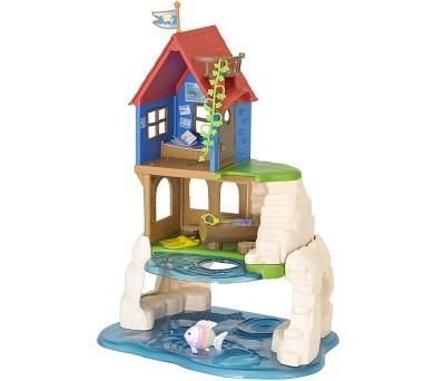 Zábavný hrací domeček u moře Sylvanian family