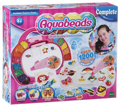 Aquabeads + DOPRAVA ZDARMA