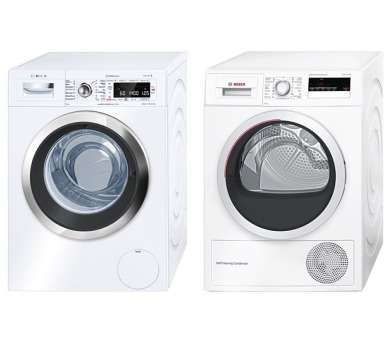 Bosch WAW28740EU + Sušička prádla Bosch WTM85250BY + 100 dní možnost vrácení* + DOPRAVA ZDARMA
