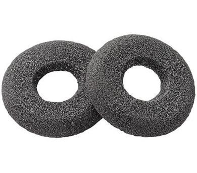 Plantronics náhradní molitanové polštářky s otvorem Black - 2 ks (Ear cushion donut)
