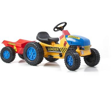 G21 Classic s vlečkou žluto/modrý + DOPRAVA ZDARMA