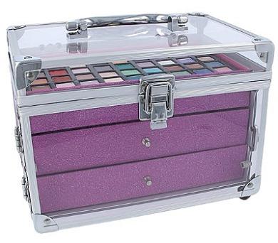 Sada dekorativní kosmetiky Makeup Trading Beauty Case II