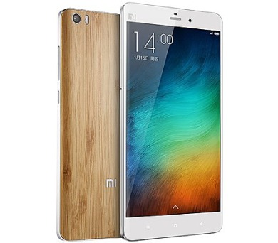 Xiaomi MiNote - bamboo