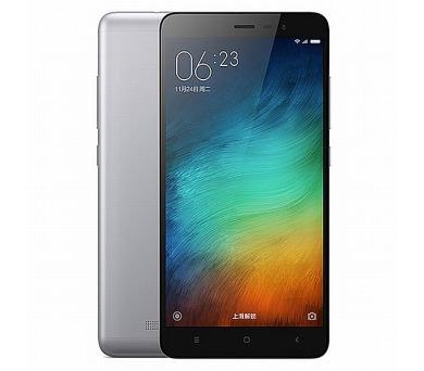 Xiaomi Redmi Note 3 LTE - šedý