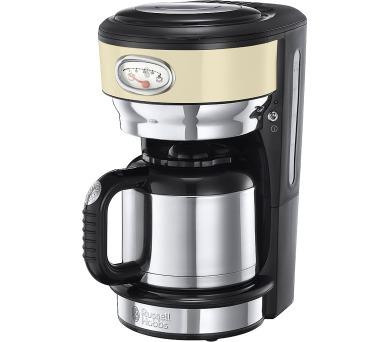 Russell Hobbs Retro kávovar 21712-56 + DOPRAVA ZDARMA