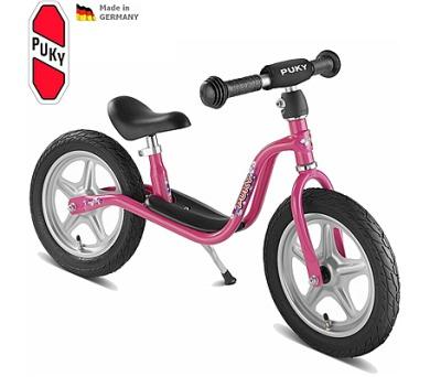 PUKY Learner Bike Standard LR 1L růžové + DOPRAVA ZDARMA