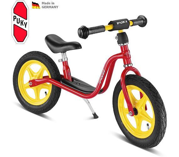 PUKY Learner Bike Standard LR 1L červené + DOPRAVA ZDARMA