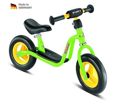 PUKY Learner Bike Medium LR M kiwi + DOPRAVA ZDARMA