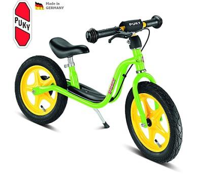 PUKY Learner Bike LR 1 BR kiwi + DOPRAVA ZDARMA