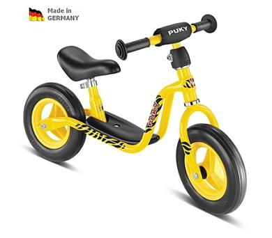 PUKY Learner Bike Medium LR M žlutá + DOPRAVA ZDARMA