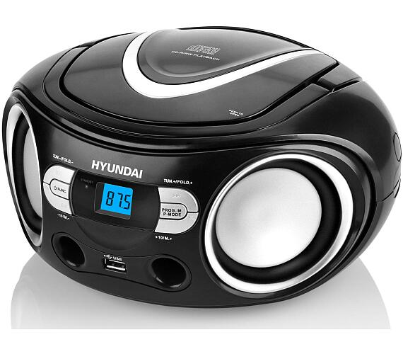 Hyundai TRC 533 AU3BS s CD/MP3/USB
