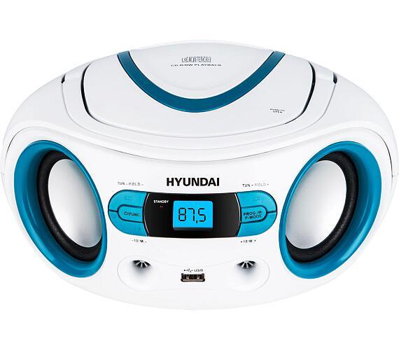 Hyundai TRC 533 AU3WBL s CD/MP3/USB