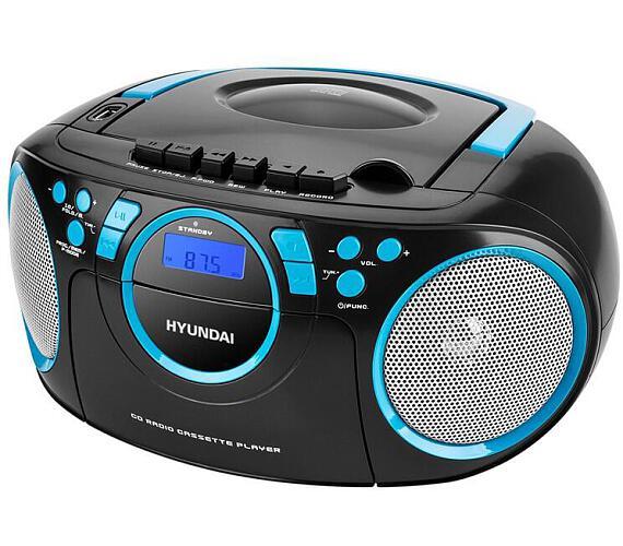 Hyundai TRC 788 AU3BBL s CD/MP3/USB