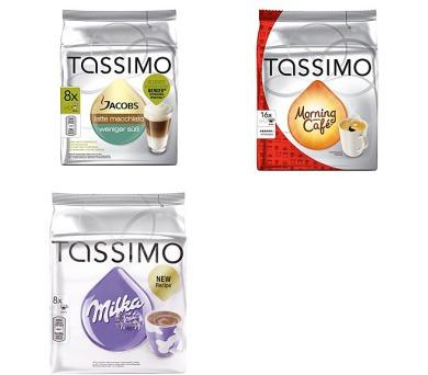 Jacobs Krönung Latte Macchiato less sweet + Morning Café + Milka