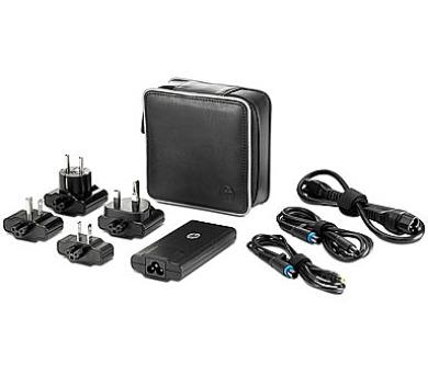 HP 65W Smart Travel AC Adapter + DOPRAVA ZDARMA