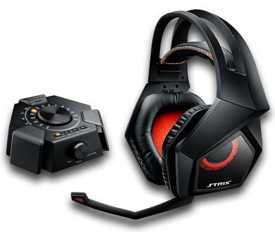 ASUS STRIX DSP gaming headset + dárek Echelon gaming pad za 1 CZK/0,05 EUR