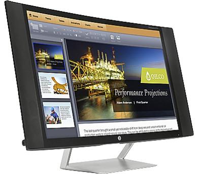 "HP EliteDisplay S270c 27"" FHD 1920x1080/300cd/8ms/3000:1/VGA/HDMI/1NBD"