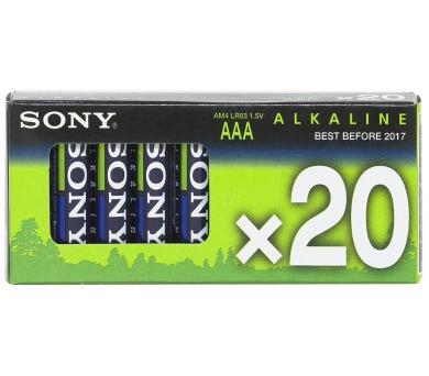 SONY Alkalické baterie AM4M20X