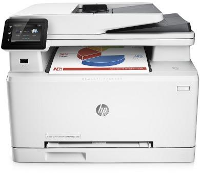 HP Color LaserJet Pro MFP M277dw + DOPRAVA ZDARMA