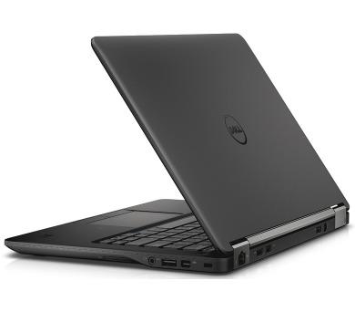 "Dell Latitude E7250 12"" i5-5300U/4GB/128SSD/mDP/HDMI/RJ45/WIFI/BT/MCR/FPR/W7+8.1P/3RNB"
