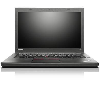 "ThinkPad T450 14"" HD+/i7-5600U/8GB/256GB SSD/HD/B/F/7P+8.1P + DOPRAVA ZDARMA"