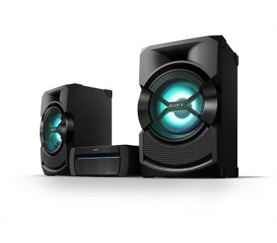 Sony Hi-Fi SHAKE-X3D,CD,USB,MP3,BT,NFC,1200W + DOPRAVA ZDARMA