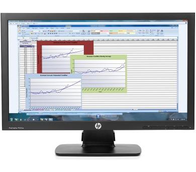 """HP P222va 21.5""""LED 1920x1080/250/3000:1/VGA/DP/8ms"""