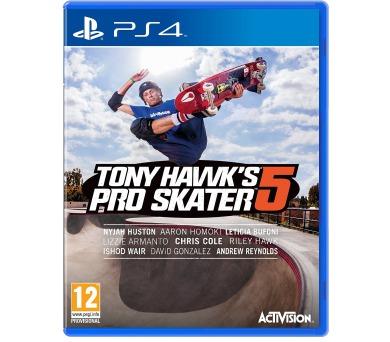 PS4 - Tony Hawk's Pro Skater 5 + DOPRAVA ZDARMA