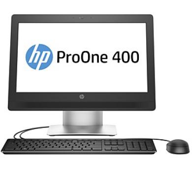 "HP ProOne 400 G2 AiO 20"" i3-6100T/4GB/500GB/DVD/1NBD/7+10P"