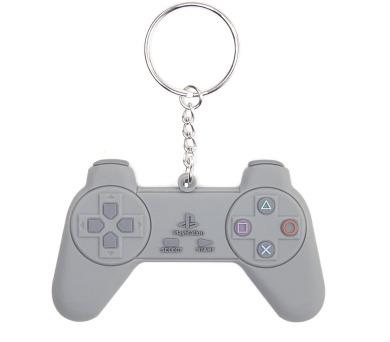 Klíčenka: Playstation - Ovladač PS1 gumový