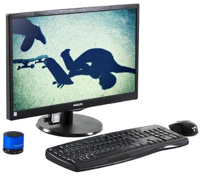 Lenovo PC Stick AiO 21,5/Z3735F/32GBeMMC/2GB/Win 10 + DOPRAVA ZDARMA