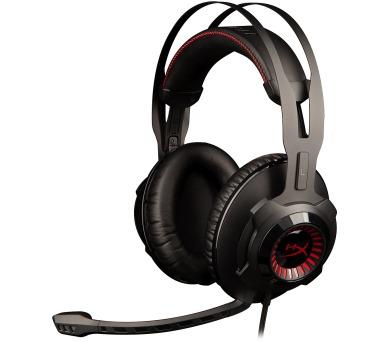HyperX Cloud Revolver - herní headset černý