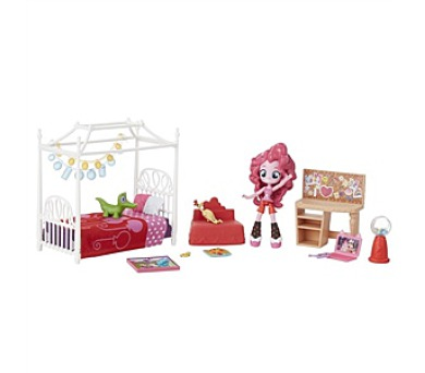 Hasbro Equestria girls hrací set - pokojíček + DOPRAVA ZDARMA
