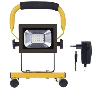 LED reflektor AKU SMD 10W SP2 + DOPRAVA ZDARMA