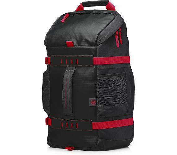HP 15.6 Odyssey Sport Backpack black/red (gaming)