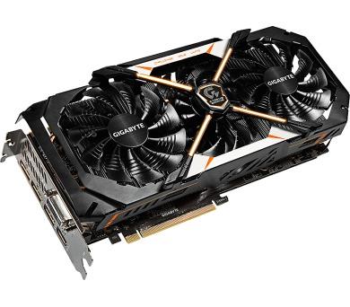 GIGABYTE GTX 1070 Xtreme Gaming 8GB + DOPRAVA ZDARMA