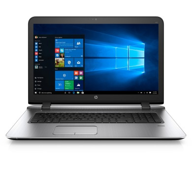 "HP ProBook 470 G3 17.3"" FHD/i5-6200U/4GB/256GB/DVD/ATI/VGA/HDMI/RJ45/WIFI/BT/MCR/FPR/1Rservis/7+10P"