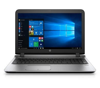 "HP ProBook 450 G3 15.6"" FHD/i3-6100U/4GB/256GB/DVD/VGA/HDMI/RJ45/WIFI/BT/MCR/FPR/1Rservis/7+10P"