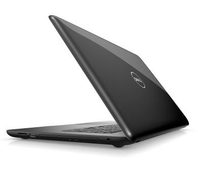 """Dell Inspiron 5767 FHD 17"""" i7-7500U/8GB/1TB/R7 M445-4G/MCR/HDMI/RJ45/DVD/W10P/3RNBD/Černý"""