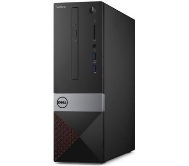 Dell PC Vostro 3250 SF Pentium G4400/4GB/500GB/VGA/HDMI/DVD-RW/WiFi+BT/W10P/3RNBD/Černý