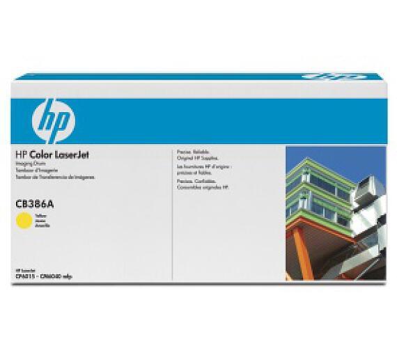 HP zobrazovací válec žlutý + DOPRAVA ZDARMA