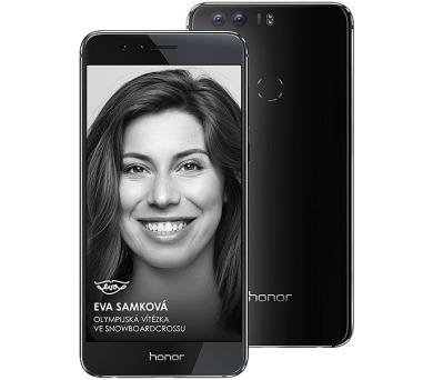 Honor 8 Dual SIM - černý